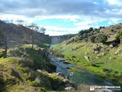 Puentes Medievales Río Manzanares; viriato pueblos madrid montejo de la sierra pueblos cercanos a m